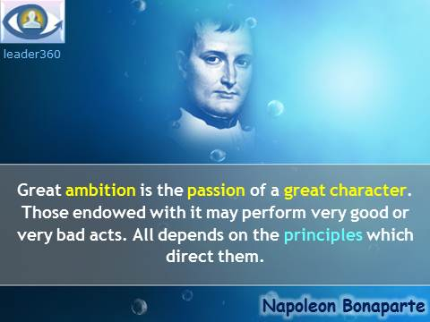 how was napoleon bonaparte a good and bad leader Some say napoleon is a cruel megalomaniac tyrant who massacred many people while some say he something good and introduced noteworthy innovations like promoted french science and learning was napoleon bonaparte good or bad how was napoleon bonaparte a bad leader 10 points =.